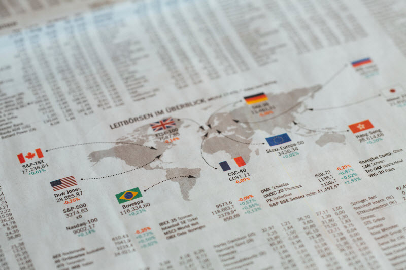 Exporting to expand sales map